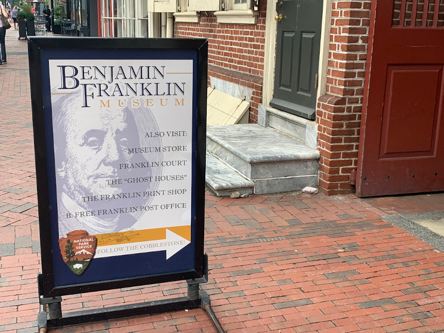 Ben Franklin Museum. 26 Things to do in Philadelphia recommended by a local