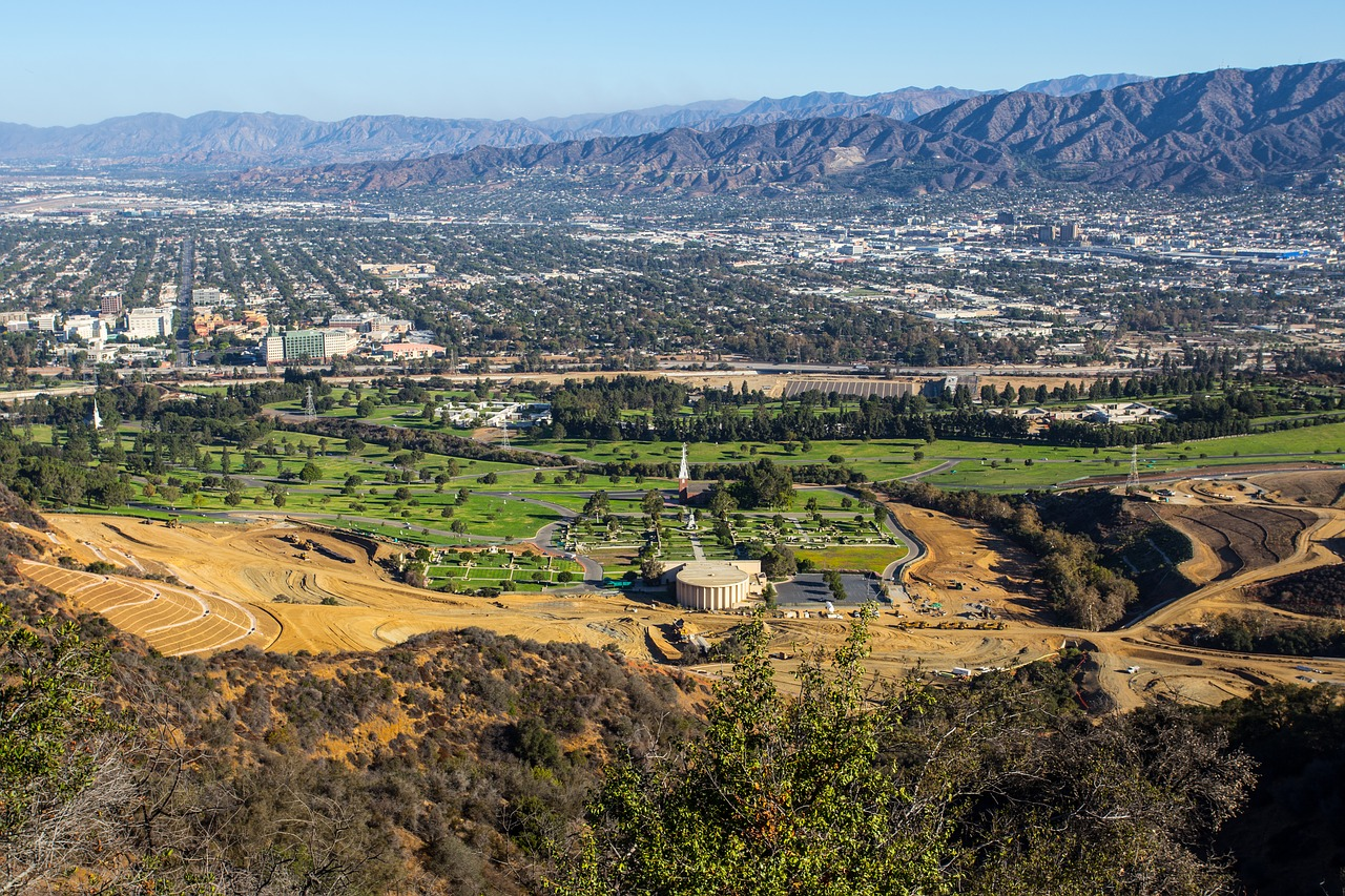 Griffith Park - The best things to do near Los Angeles, USA