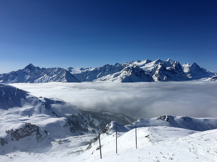 Hasliberg. Best hidden ski resorts in Switzerland