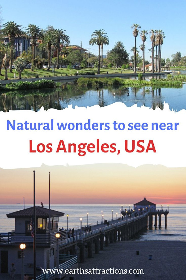 Discover all the natural wonders to see near Los Angeles, USA. The best things to do near Los Angeles, USA. #losangeles #la #usa #travel #usatravel