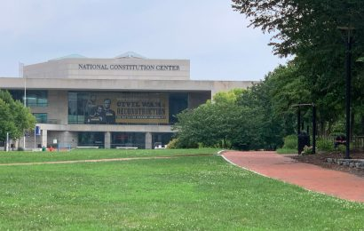 The National Constitution Center, Philadelphia. Best museums for children in Philadelphia