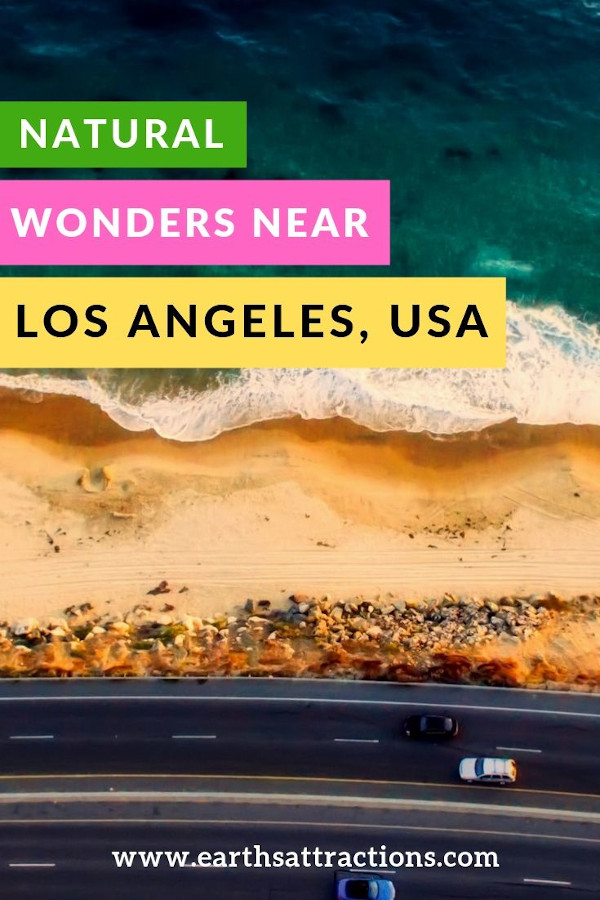 Amazing natural wonders near Los Angeles, USA. Discover the best places to visit near Los Angeles, USA #losangeles #la #usa #travel #usatravel