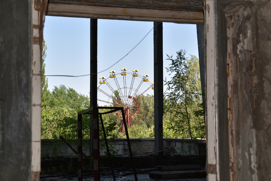Chernobyl things to do - Palace of Culture + 14 more places to visit in Chernobyl and Pripyat. What to expect when visiting The Chernobyl Exclusion Zone.