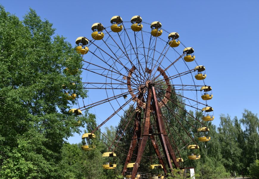 Chernobyl today: the ultimate travel guide to visiting Chernobyl, Ukraine