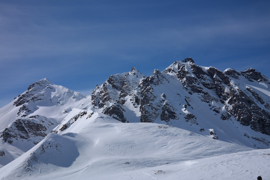 Pizol. Unknown ski resorts in Switzerland - where to ski in Switzerland