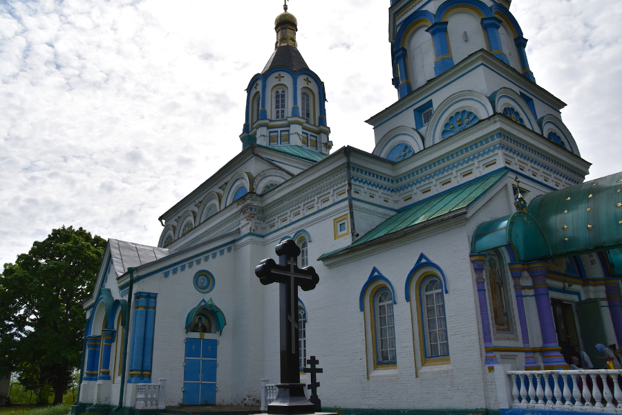 St Elias Orthodox Church, Chernobyl. All you need to know before visiting Chernobyl