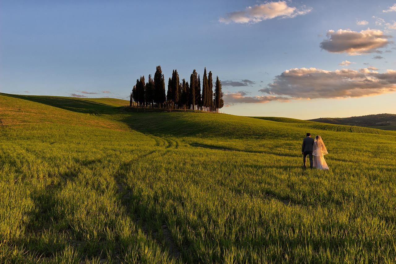 Лучшие места для свадьбы свадьба за границей 15 самых романтичных свадебных направлений tuscany