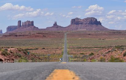 Complete guide to planning a US road trip