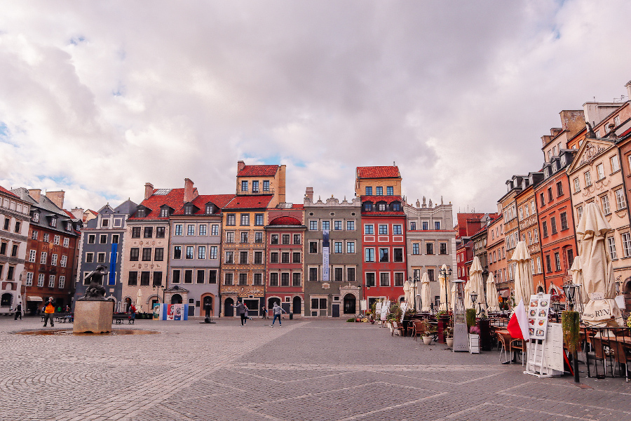 Incredible things to do in Warsaw in 48 hours - the best places to visit in Warsaw
