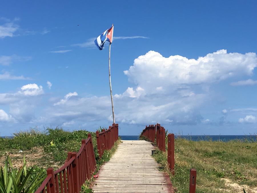 Cuban beach. The best places to visit in Havana, Cuba