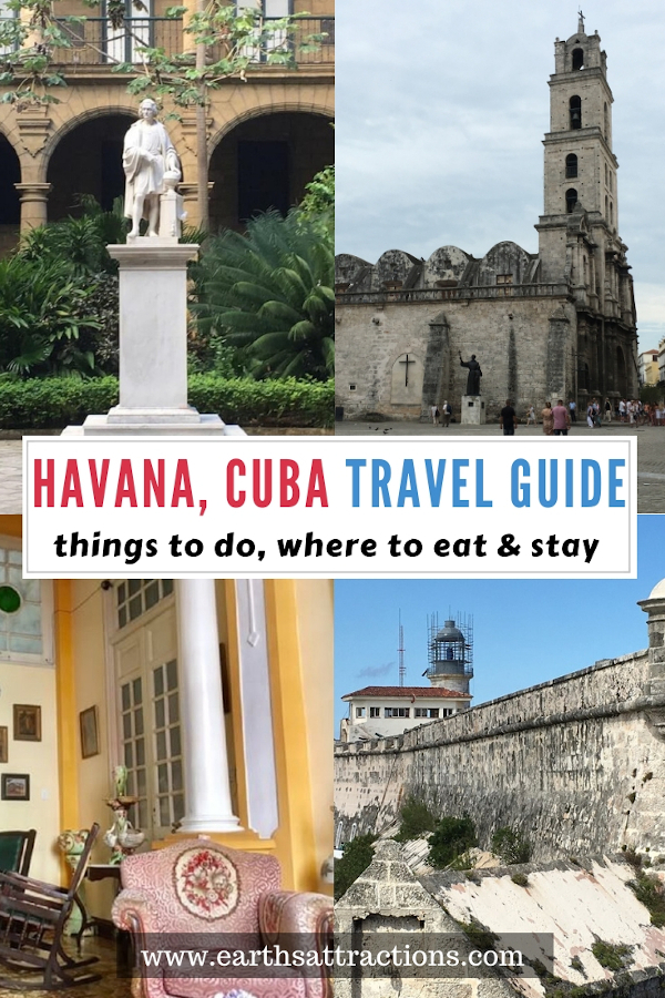 Ultimate Havana Travel Guide: What to do in Havana Cuba, best restaurants in Havana, where to stay in Havana, and useful travel tips for Havana. All you need to know about Havana in one place! #havana #cuba #havanaguide #travelguide