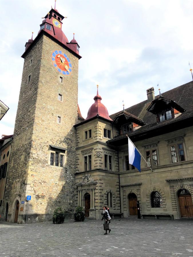 Старый город Люцерн ,