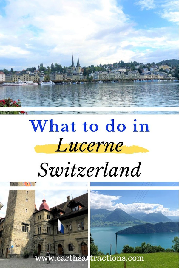 Thinking of visiting Lucerne on your Switzerland trip? Discover what to do in Lucerne - the top Lucerne attractions and the best day trips from Lucerne, places to eat in Lucerne, great hotels in Lucerne, and useful Lucerne travel tips from this insider's guide to Lucerne. Everything you need to know in one place! Read it now! #lucerne #switzerland #travel #europe #travelgiude