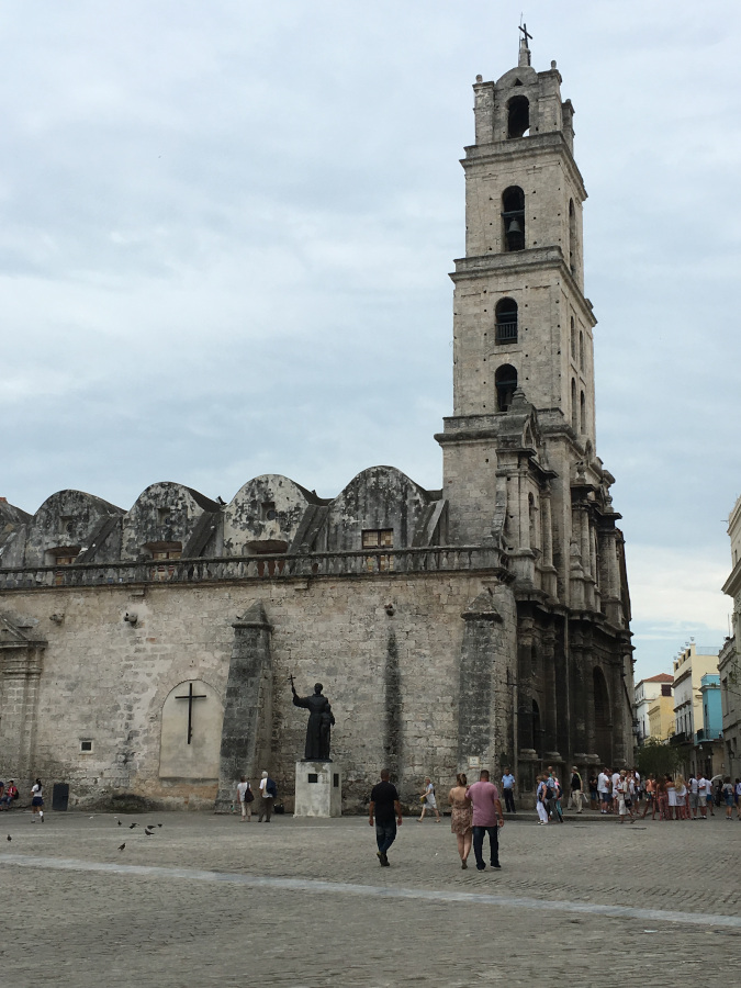 Plaza de San Francisco, Havana, Cuba. Old Havana things to do along with the best things to do in Havana, top Havana museums, useful travel tips for Havana, and more.