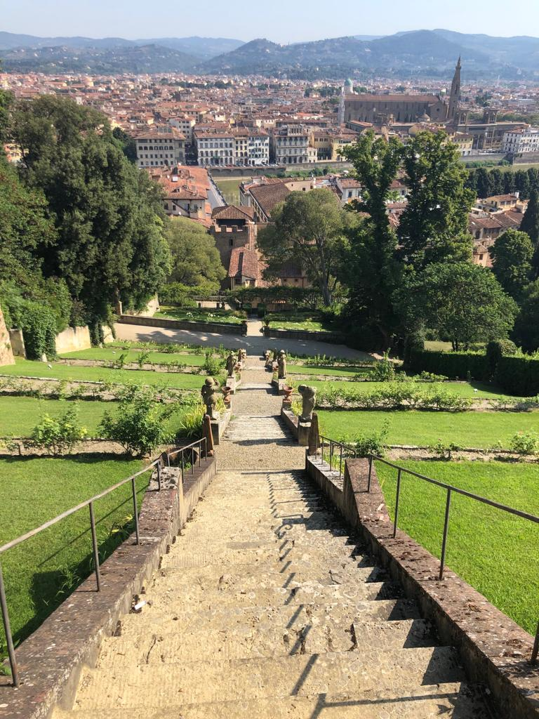 Bardini Gardens, Florence. Off the beaten path attractions in Florence, famous Florence landmarks, restaurants, Florence hotels, and travel tips for Florence - all you need is included in this travel guide to Florence
