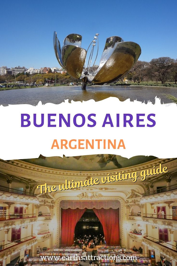 Buenos Aires Argentina travel - discover how to experience Buenos Aires like a local. The guide includes the best things to do in Buenos Aires, where to stay in Buenos Aires, if is Buenos Aires safe, and more! #buenosaires #argentina #buenosairesguide #guide #travelguide