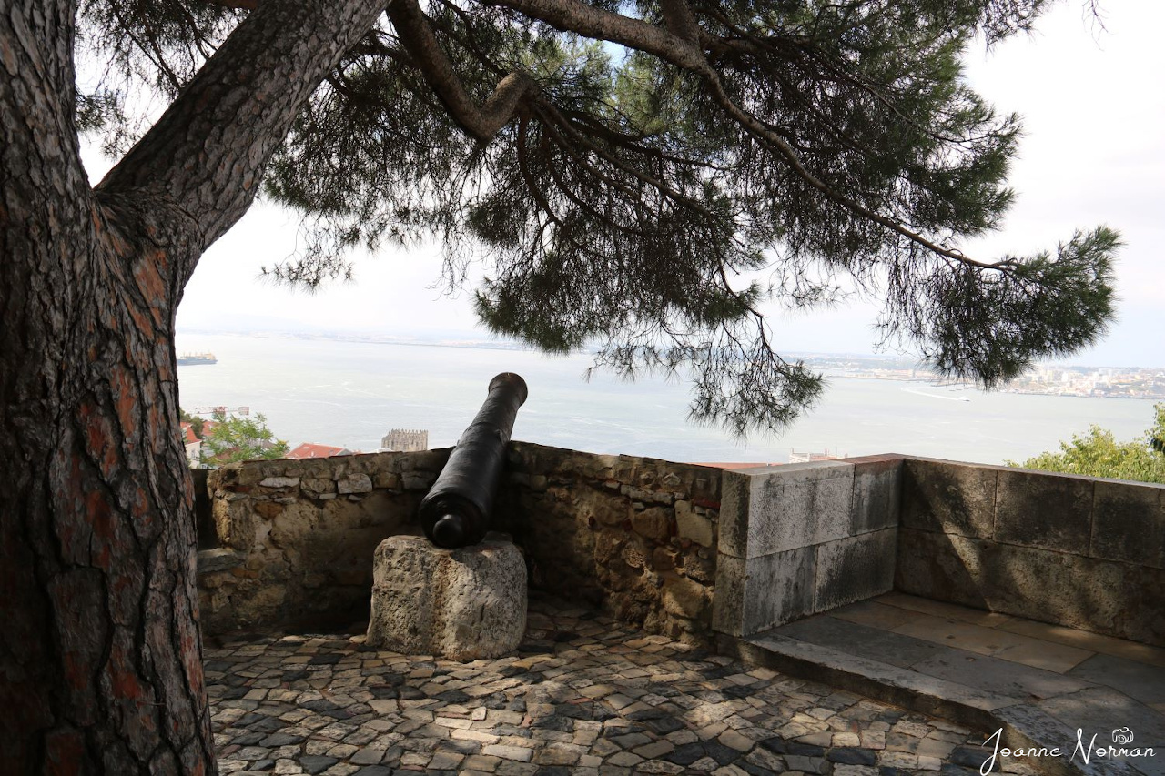 Cannons - Things to know before visiting Lisbon Castle