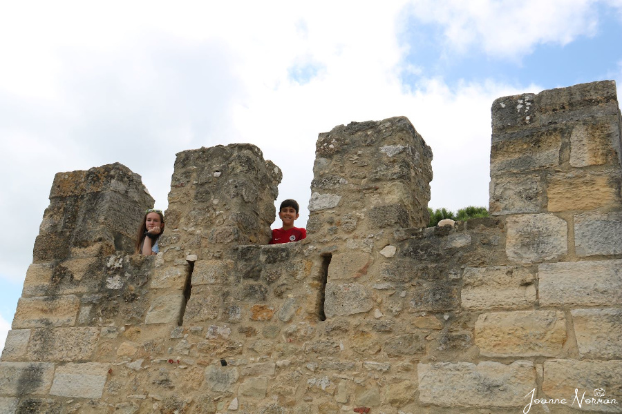 Castelo de Sao Jorge - Towers. Your Lisbon Castle guide