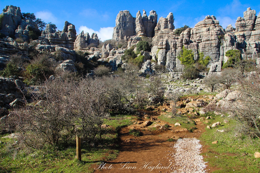 El Torcal de Antequera Nature Reserve. The best places to visit in Costa del Sol in 3 days