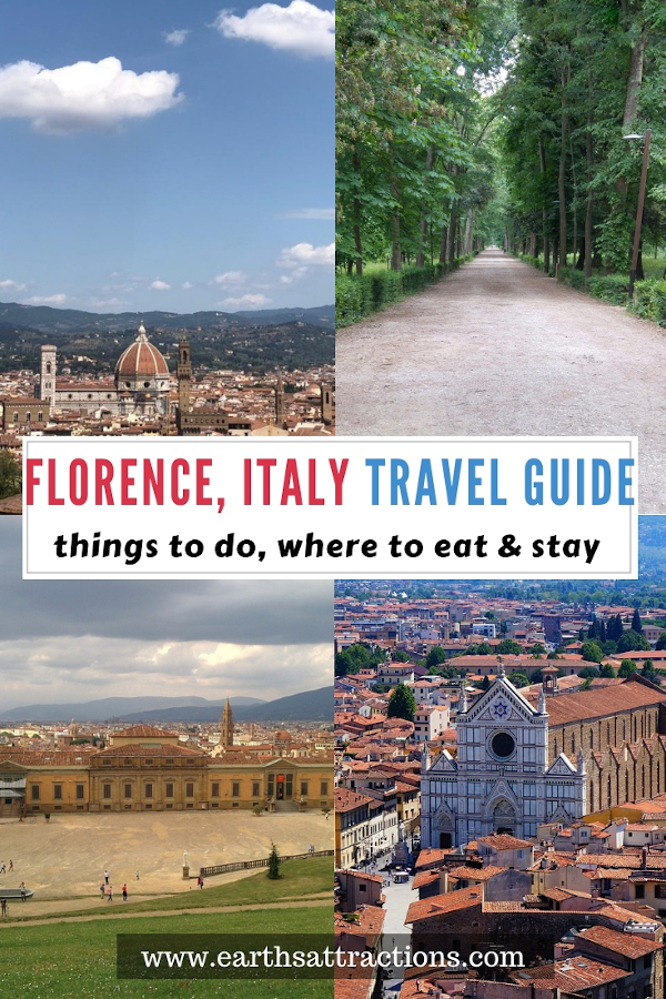 Florence travel guide. Discover the best things to do in Florence, offbeat Florence attractions, Florence hotels and Florence safety tips. Plan your Florence vacation and create your Florence itinerary using this guide! #florence #italy #florenceguide #florencetips #travelguide #europe #travel