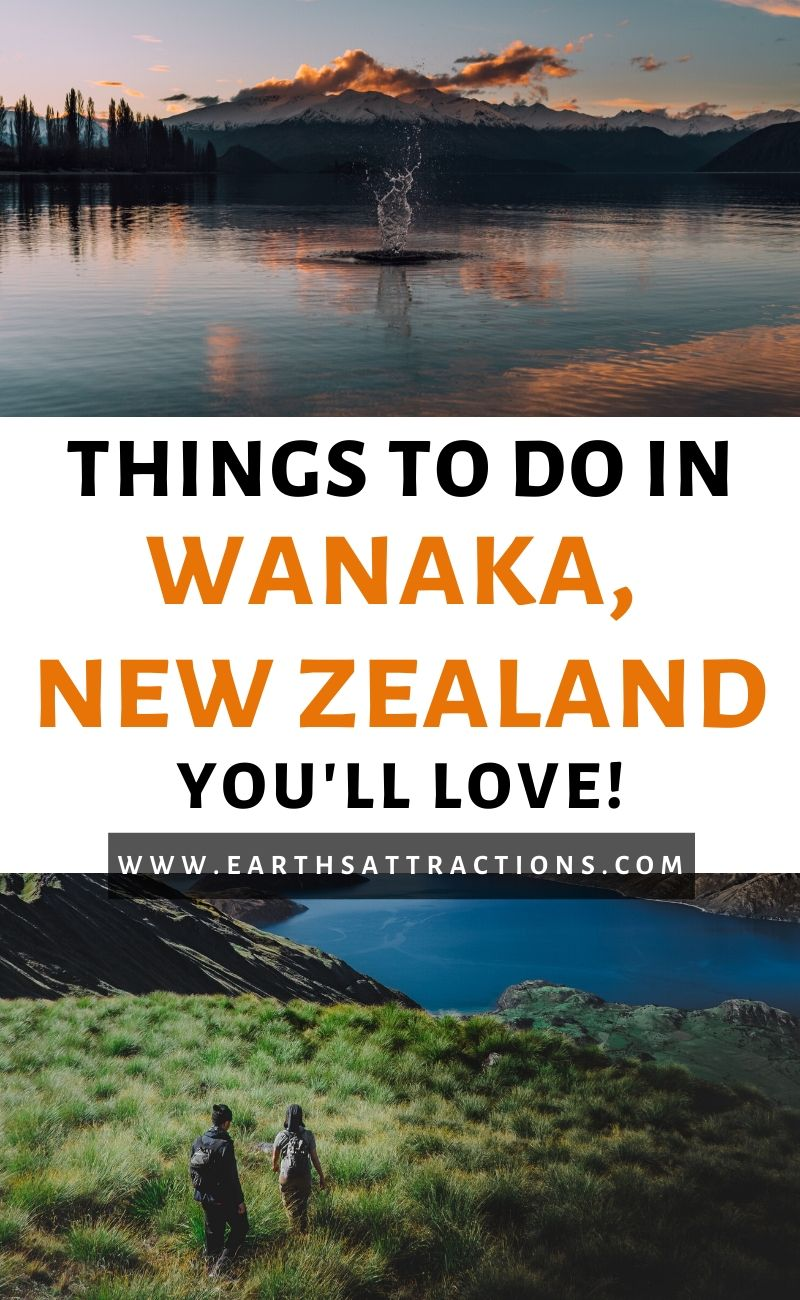 Planning a trip to Wanaka, NZ? Here's your ultimate Wanaka travel guide with the best things to do in Wanaka that you'll love! Discover what to do in Wanaka and why you should visit Wanaka as soon as possible from this article. Read it now. #wanaka #newzealand #wanakanz #nz #travel #bucketlist