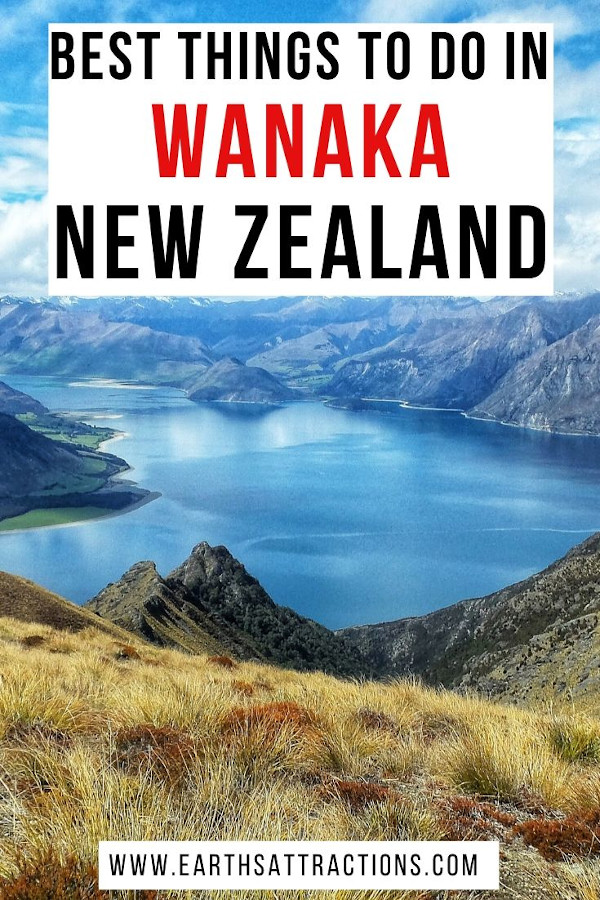 Wondering what are the best things to do in Wanaka New Zealand? This article has the answer for you! The best places to visit in Wanaka are included as well as useful Wanaka tips. Plan your Wanaka trip or start dreaming about a Wanaka holiday with the help of this article and its amazing recommendations. #wanaka #newzealand #wanakanz #nz #travel #bucketlist