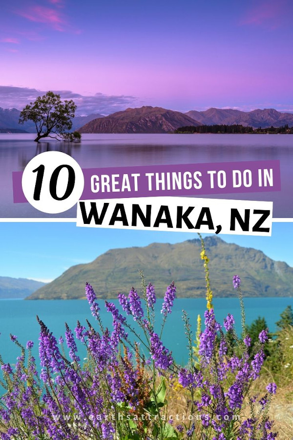10 Absolutely amazing things to do in Wanaka, NZ. Use this article to create your Wanaka itinerary as it includes the best Wanaka activities. Make sure to include Wanaka on your New Zealand trip as you won't regret it! #wanaka #newzealand #wanakanz #nz #travel #bucketlist