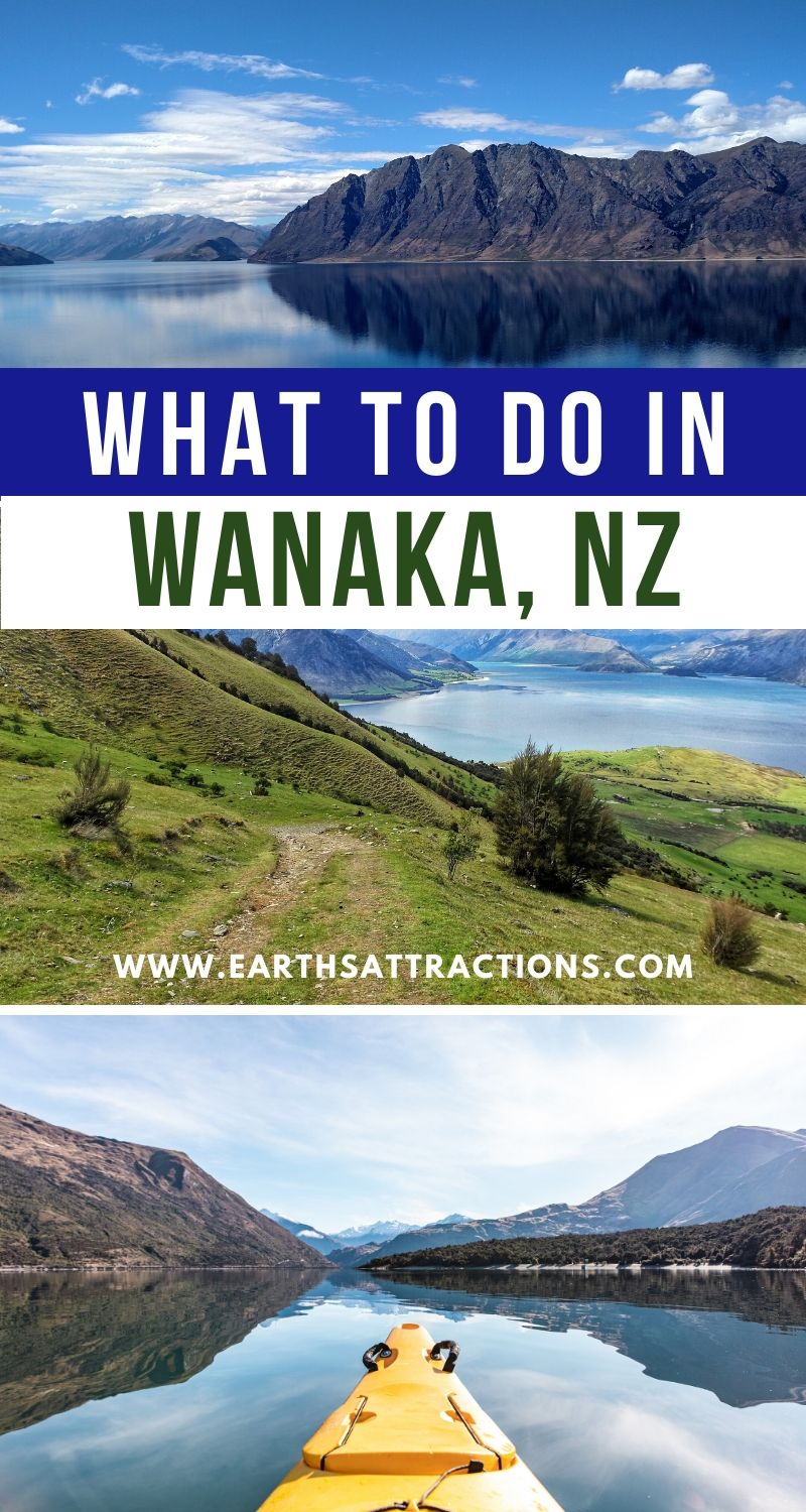 What to do in Wanaka, New Zealand. Read this article to discover the best Wanaka New Zealand things to do - from lake Wanaka to Lake Hawea, from Puzzling World to Rob Roy Glacier, from Mount Iron to Paradiso Cinema, and beyond, the best activities in Wanaka, NZ are included. Use this article as your Wanaka Bucket list and decide what you'll include on your Wanaka itinerary. #wanaka #newzealand #wanakanz #nz #travel #bucketlist