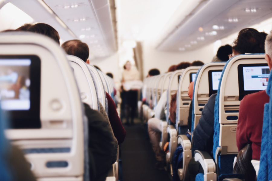 What airline passengers HATE about flying. Discover what people hate in an airplane