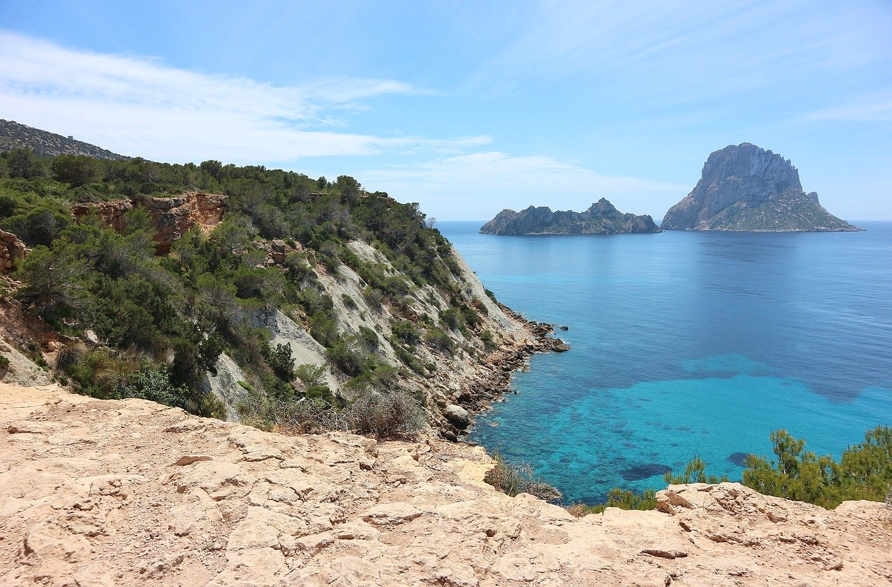 Es Vedra, Ibiza, Spain. Here are the best things to see and do in Ibiza, Spain