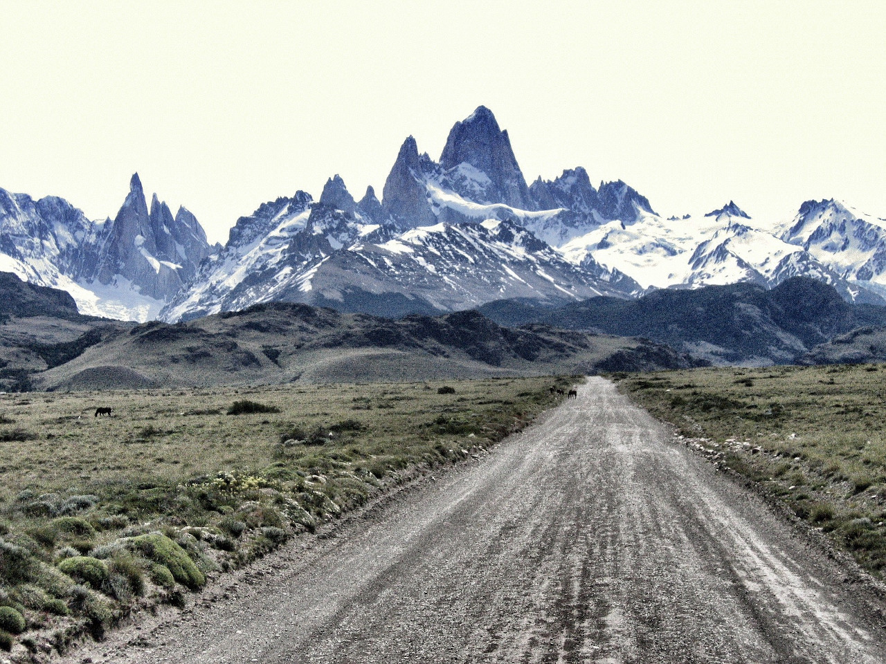 Fitz Roy, El Chalten, Patagonia. The best places to visit in Patagonia, Argentina