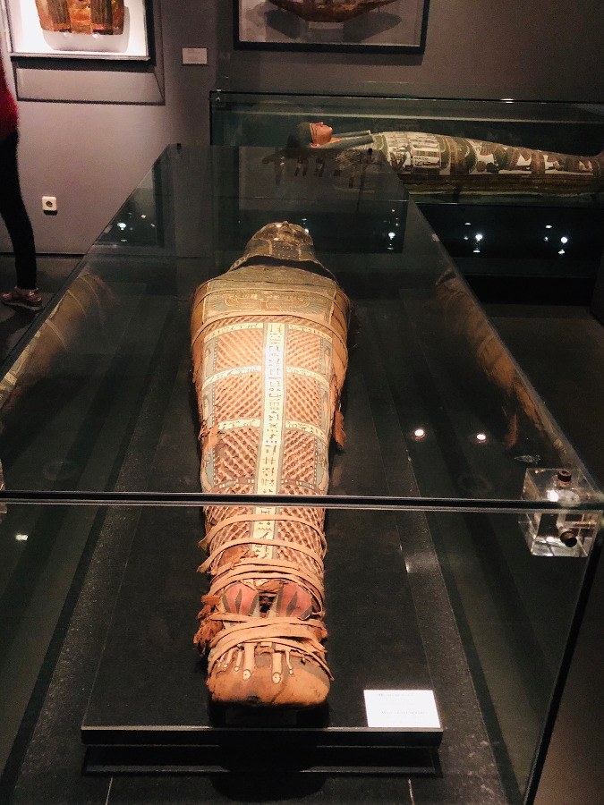 National Archaeology Museum (Museu Nacional de Arqueologia, MNA) - Egyptia mummy. Discover the best things to do in Belem, Lisbon to include on your Lisbon itinerary. These are the best things to see in Belem, Lisbon