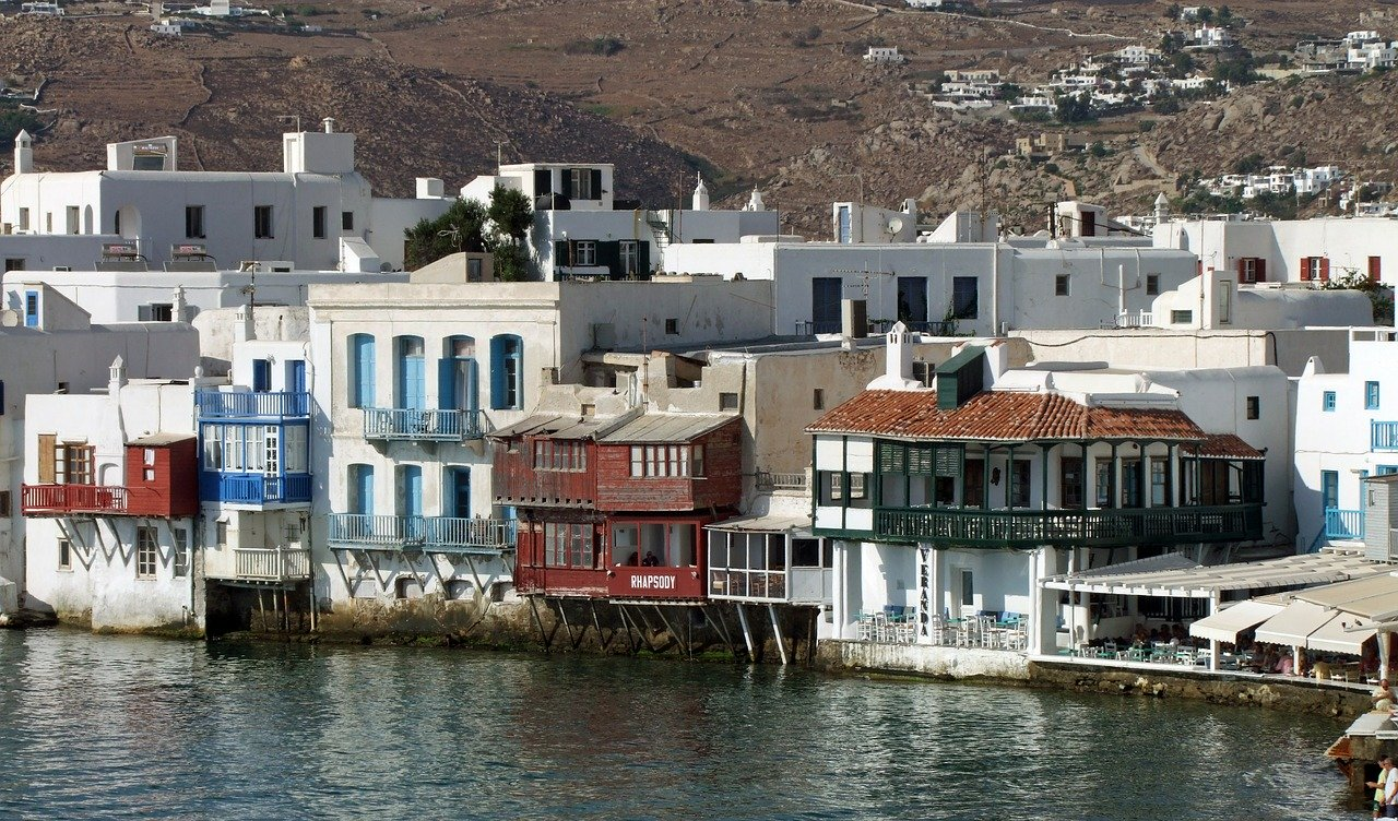 Why visit Mykonos in summer 2020