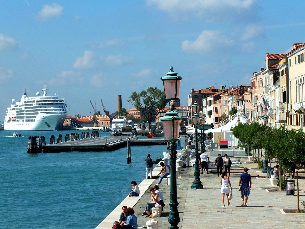 Круиз по Венеции - чем заняться во второй поездке в Италию