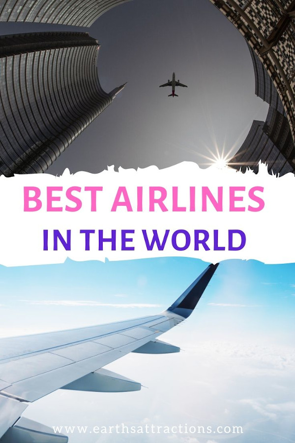 Discover the 30 best airlines in the world. The article includes the safest airlines in 2020 as well as the 10 safest low-cost airlines in 2020. #safety #flying #study #travelstudy #airlines #qantas #earthsattractions