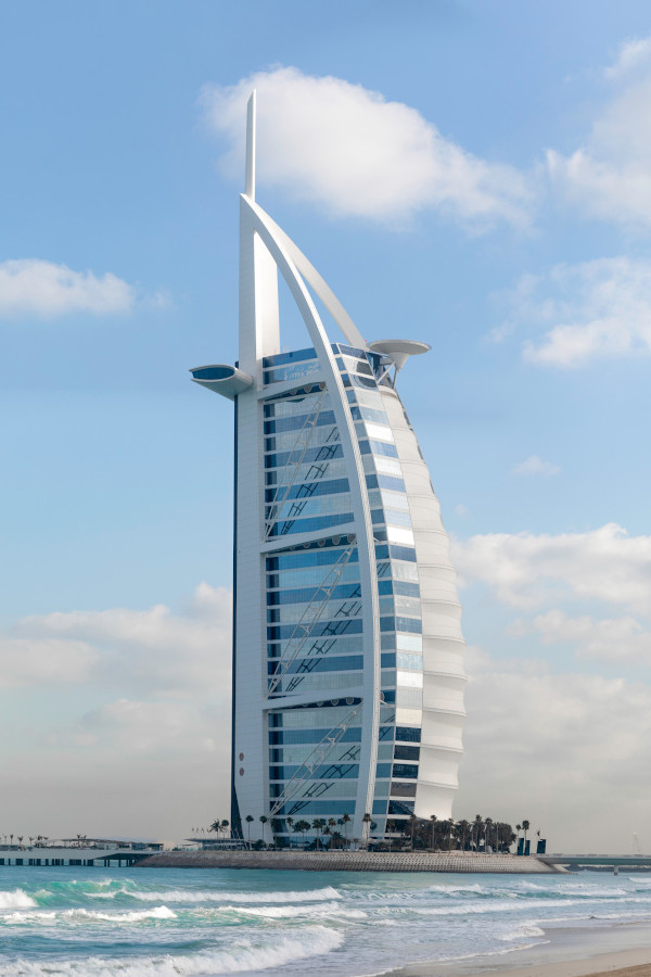Seeing Burj Al Arab is one of the free things to do in Dubai. Find out more free places to visit in Dubai from this article.