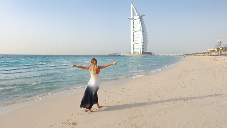 The best time to visit Dubai and the top free things to do in Dubai!