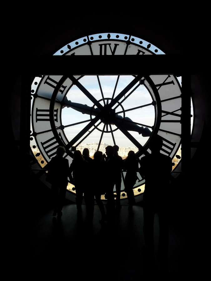 Best time to visit Musée d'Orsay, Paris. Includes the best time of the day when to visit the Orsay Museum and best months.