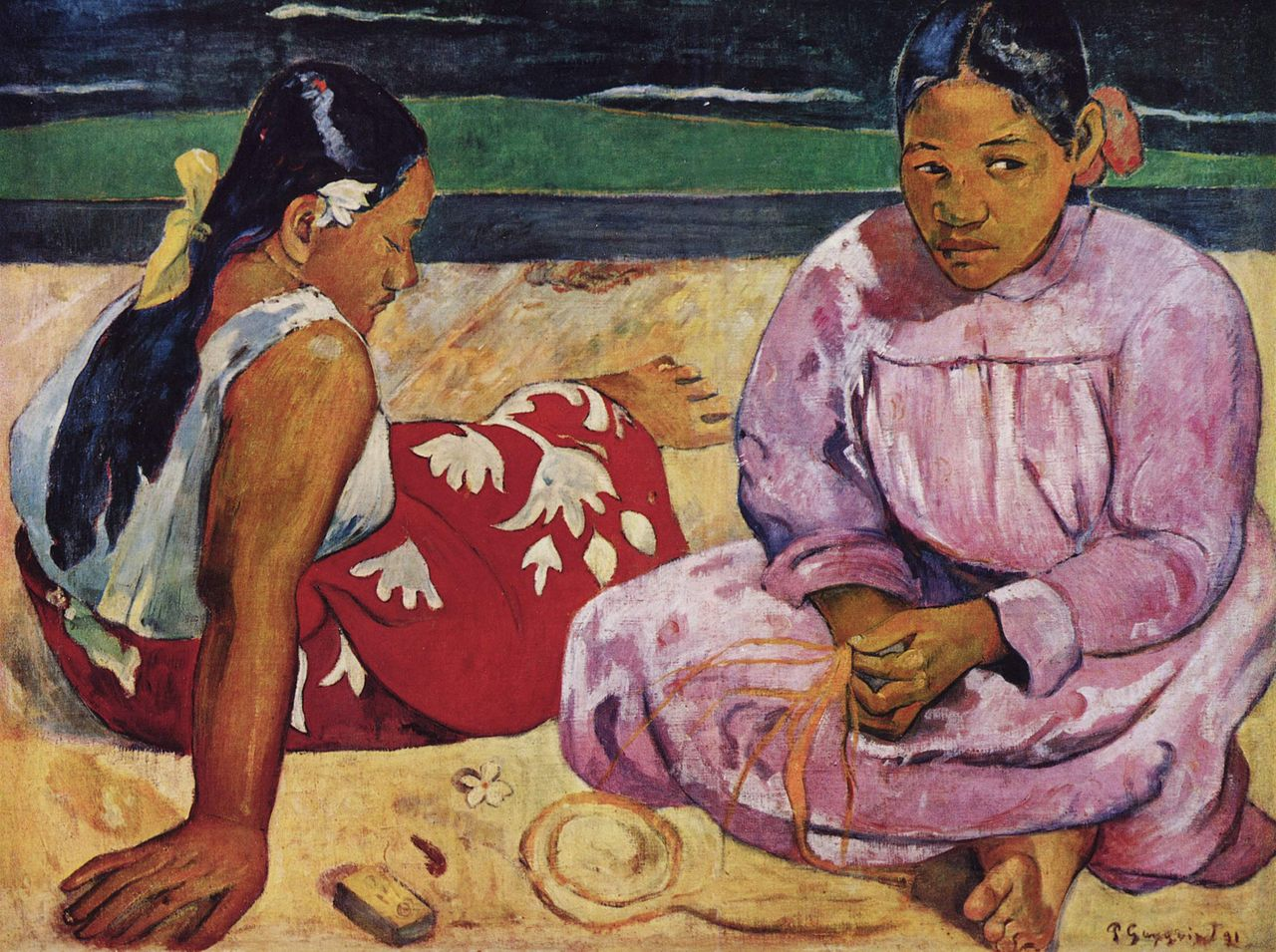Paul Gauguin, Musee d'Orsay, Paris. What you need to know before visiting the Orsay Museum in Paris, France