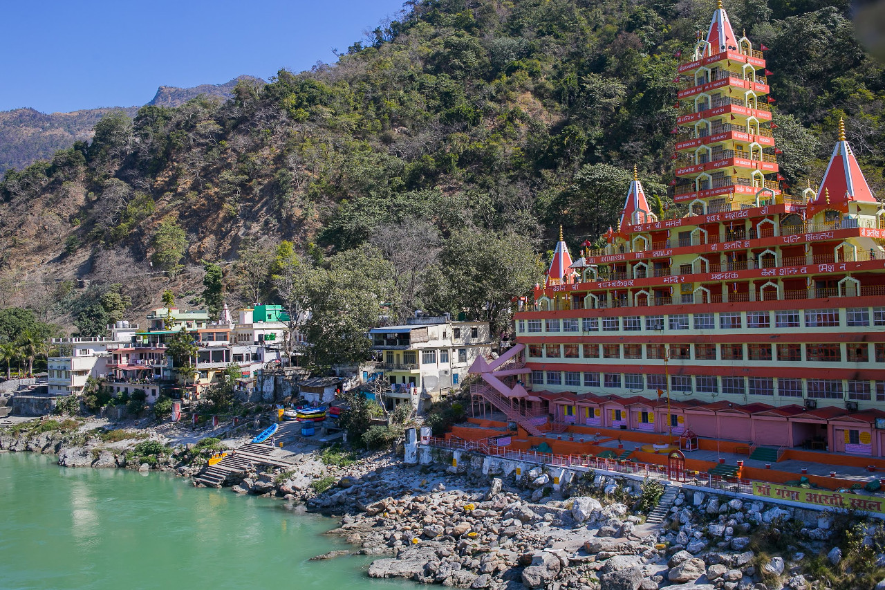 How to Rishikesh, India: the best things to do in Rishikesh, where to stay in Rishikesh, and more