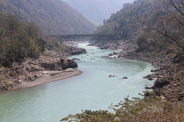 River Rafting in Rishikesh, India. Discover the best activities in Rishikesh, India.