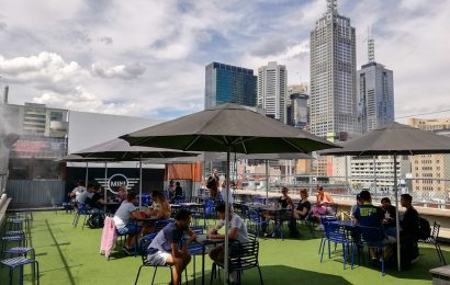 Rooftop Bar is one Melbourne's best rooftop bars. Read this article to discover the best bars with a view in Melbourne!