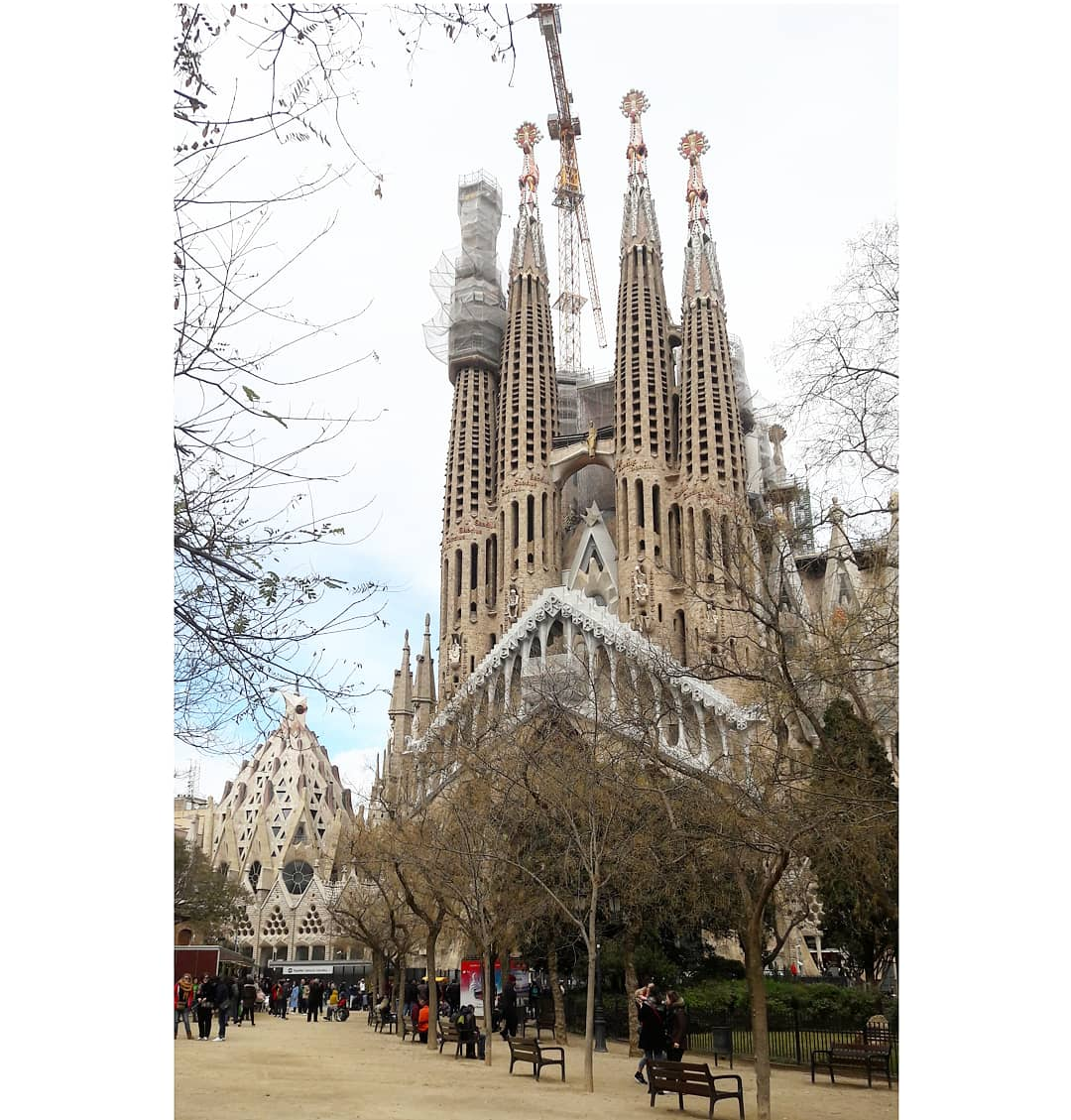 Sagrada Familia (Spain) is the number one tourist attraction in Europe. Discover all the best attractions in Europe from this article.