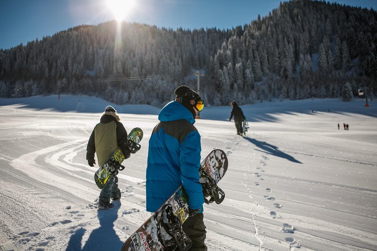 How to prepare a ski trip