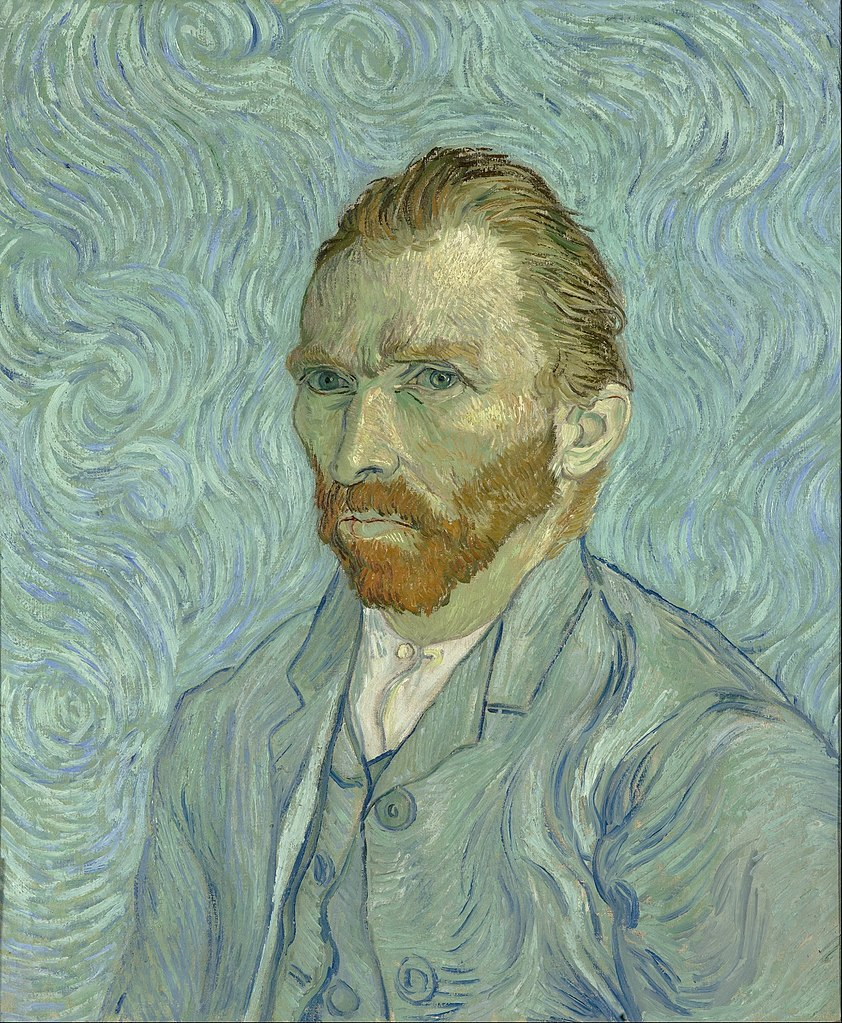 Vincent van Gogh - self-portrait, the Orsay Museum, Paris. Discover the best tips for visiting the Orsay Museum that will save you time and money in Paris, France.