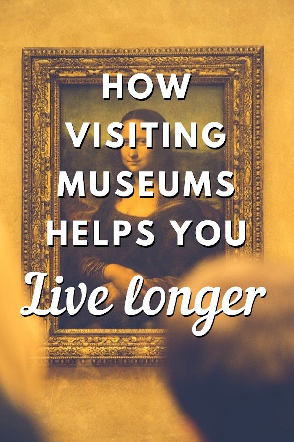 Study reveals that visiting museums helps you live longer. Here's how engaging arts can help you live longer. Discover the most visited museums in the world, a guide to Amsterdam museums, things to know about visiting the Orsay Museum, your guide to Schonbrunn Palace, and more. #museum #health #study #earthsattractions #museums #travel #culture #arts #art