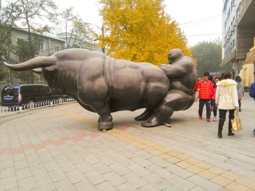 798 Art District - off the beaten path things to do in Beijing. The ultimate Beijing travel guide for first time visitors