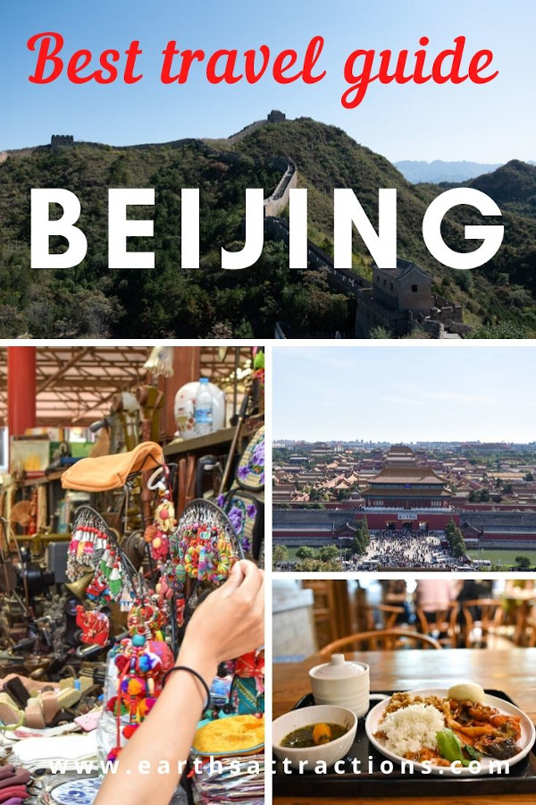 The best Beijing travel guide! Discover the top things to do in Beijing, China, off the beaten path places to visit in Beijing, great Beijing restaurants and Beijing hotels and useful Beijing travel tips. Use this guide to Beijing to create your Beijing bucketlist and your Beijing itinerary. #beijing #china #asia #beijingthingstodo #earthsattractions #traveldestinations #traveltips