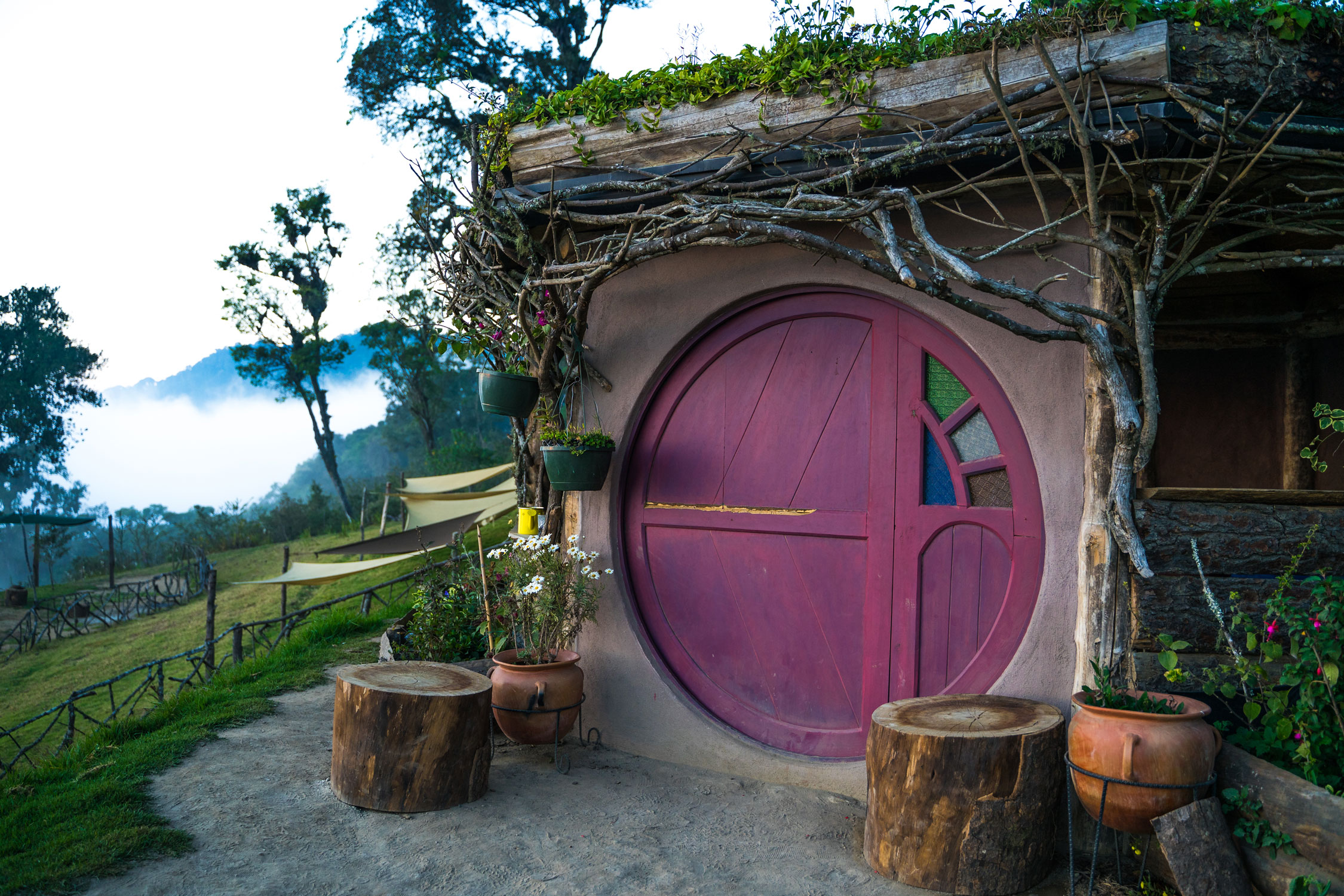 Hobbitenango is one of the top things to do in Guatemala. Discover more Guatemala attractions and why you should visit Guatemala from this Guatemala travel blog.