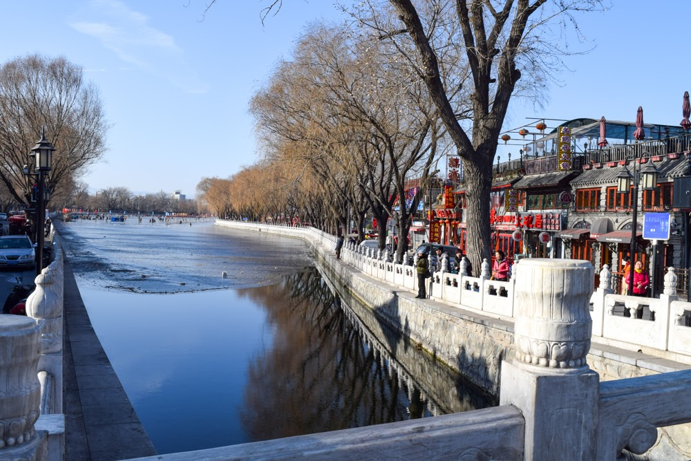 Houhai Lakes are one of the top things to see in Beijing. Here is how to explore Beijing like a local!